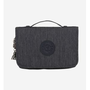 Kipling Trousse de toilette Nabba Denim Active Denim gris