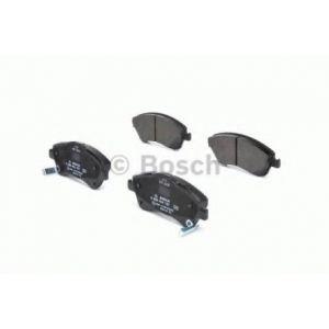 Bosch 4 plaquettes de frein 0986494187