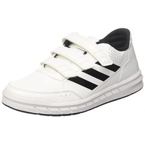 Adidas AltaSport CF K, Chaussures de Fitness Mixte Enfant, Blanc (Ftwbla/Negbas/Ftwbla 000), 30 EU