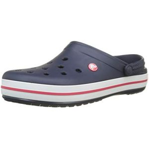Crocs Crocband, Sabots Mixte Adulte, Bleu (Navy) 45/46 EU
