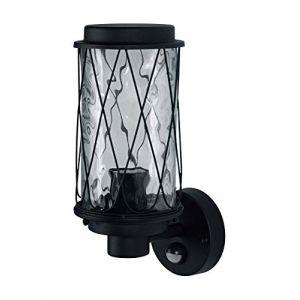 Osram Applique extérieur Endura Classic Cage Up Sensor - E27 - Noir