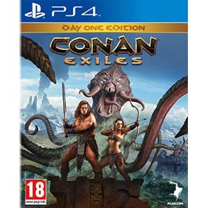 Conan Exiles - Day One Edition sur PS4