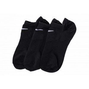 Nike Lightweight No-Show Paire de 3 chaussettes Homme - 42-46-Noir