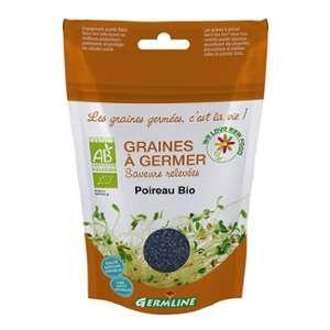 Germ'line Graines à Germer Bio POIREAU 50g