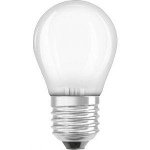 Osram Ampoule LED E27 4058075810204 en forme de goutte 3.2 W = 25 W blanc chaud (Ø x L) 45 mm x 90 mm EEC: classe A+ à i