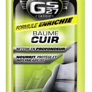 GS27 Baume cuir Classics 375 ml