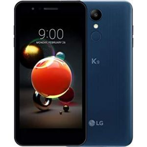 LG K9 MOROCCAN BLEU