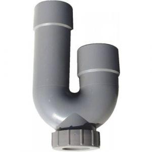 Multimedia Connect Coude seul pour siphon machine à laver Ø 40 mm