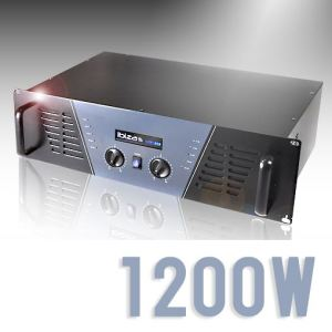 Ibiza Sound AMP-800 - Amplificateur sono