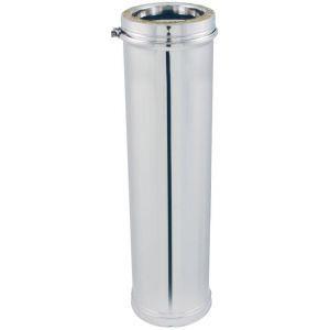 Image de Isotip Joncoux 171203 - Tuyau DPY inox série I-CUBE longueur 550 mm utile 440 D130