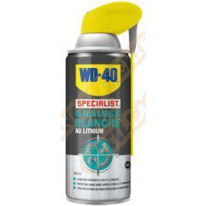 WD-40 Aerosol graisse blanche au lithium 400 ml