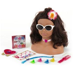 Klein Tête à coiffer et maquiller Hawaï Princess Coralie