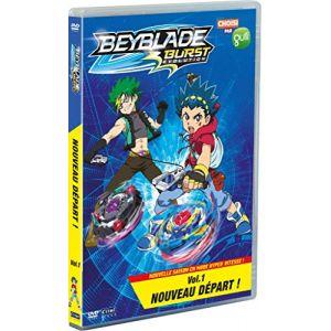Beyblade burst, saison 2, vol. 1 [DVD]