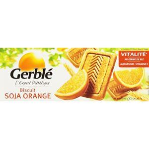 Gerblé Biscuit Soja Orange Le Paquet 20 Biscuits 280 g