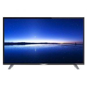 """Haier Smart TV - WIFI 40V300S TV UHD 4K - 40"""" (102 Cm) - Classe énergétique A - Puissance 63W - Gris"""