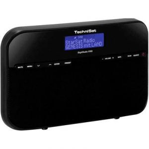 TechniSat DigitRadio 250 - Radio DAB+
