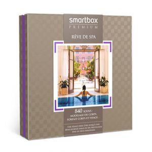 Smartbox Rêve de spa - Coffret cadeau 1100 soins