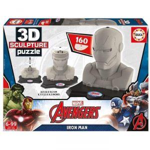 Educa Avengers Iron Man -  Puzzle 3D 190 pièces