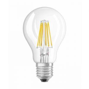 Image de Osram Ampoule LED Retrofit E27 8W 827 transparente