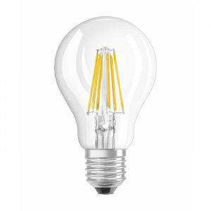 Osram Ampoule LED Retrofit E27 8W 827 transparente