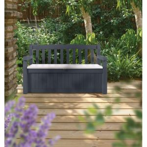 banc coffre de jardin comparer 288 offres. Black Bedroom Furniture Sets. Home Design Ideas
