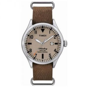 Timex TW2P64600D7 - Montre mixte Waterbury