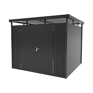 abri de jardin metal leroy merlin comparer 78 offres. Black Bedroom Furniture Sets. Home Design Ideas