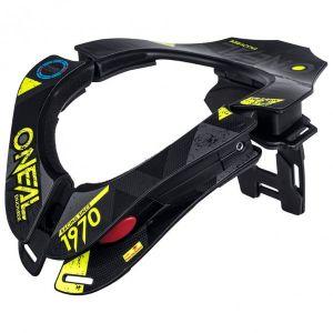 O'neal Protection de cervicales Tron Assault noir/jaune