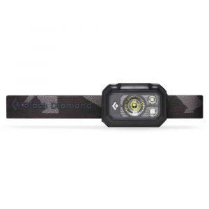Black Diamond Storm 375 - Lampe frontale - gris/noir Lampes frontales