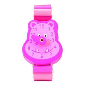 Vilac 0328 - Bracelet montre hippopotame