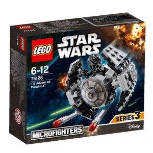 Lego 75128 - Star Wars : TIE Advanced Prototype