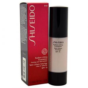 Shiseido B60 Natural Deep Beige - Teint liftant anti-âge SPF 15