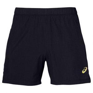 Asics Cool 2-N-1 - Short running Homme - Mugen Pack noir XL Pantalons course à pied