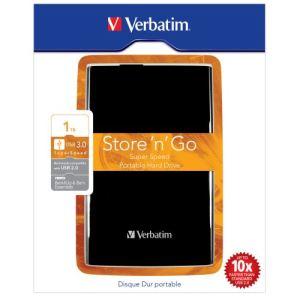 Verbatim 53023 - Disque dur externe Store 'n' Go 1 To 2.5'' USB 3.0