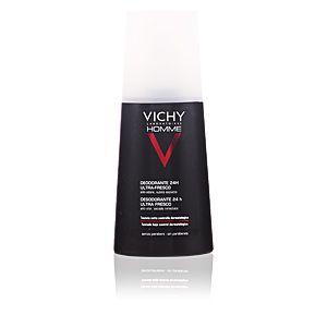 Vichy Homme - Déodorant 24h ultra-frais - 100 ml