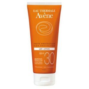Avène Solaire lait haute protection SPF30