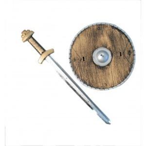Smiffy's Set viking épée et bouclier