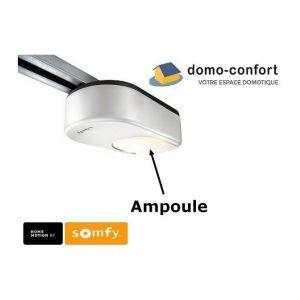 Somfy Ampoule à baïonnette 24V de remplacement pr moteur Dexxo Optimo / Compact