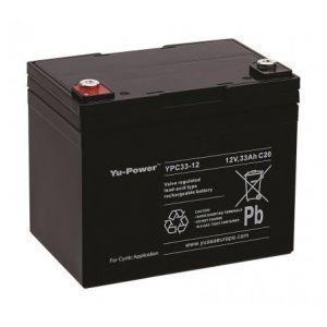 Yuasa Batterie Rec36-12i Occasion