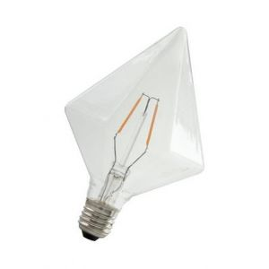 Bailey pyramidlamp LED filament clair 2W (remplace 25W) E27