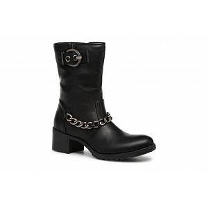 Les P'tites Bombes LOANNE - Bottines et boots Femme, Noir