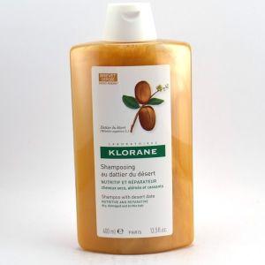 Klorane Nutri-Réparation - Shampooing au dattier du désert - 400 ml