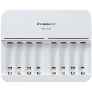 Panasonic Chargeur Rapide BQ-CC63 accus AA/AAA