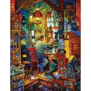 Sunsout Bill Bell - The Clockmaker