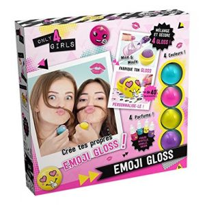 Canal Toys Only For Girls Emoji Gloss