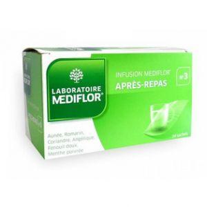 Médiflor Infusion après-repas N°3 - Paque de 24 sachets