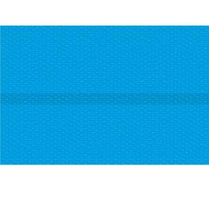 TecTake Bâche à bulles pour Piscine rectangulaire de protection extérieure en Plastique 3 m x 2 m Bleu