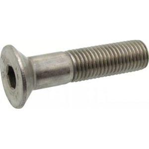 Acton 6220310X50 - Vis métaux TF six pans creux inox A2 DIN7991 ISO10642 M10x50