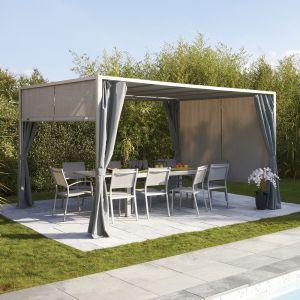 pergola bricorama comparer 56 offres. Black Bedroom Furniture Sets. Home Design Ideas