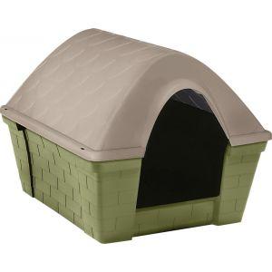 Zolux Niche Casa Felice Medium Vert/Taupe